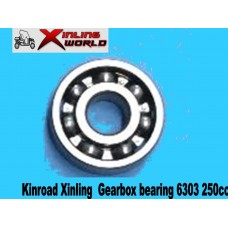 BEARING gearbox 6303 Kinroad Xinling 250cc