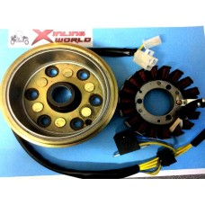GS Moon Xingyue Magneto & Flywheel 260cc 170mm
