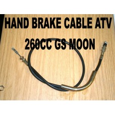 Brake Cable Rear GS Moon 260 ATV
