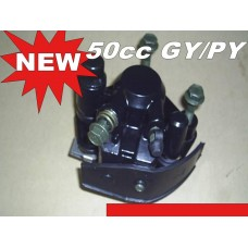 Brake Caliper Front With Pads 50 125cc Gy