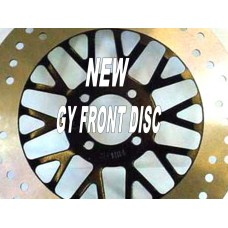 Brake Disc Front New GY