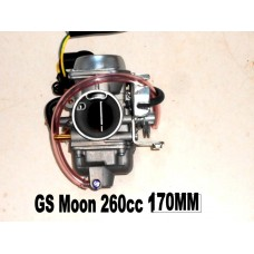 Carburettor CARB GS MOON 260 CC COMPLETE SPECIAL OFFER