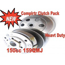 Clutch Complete 150cc 1b Xinling Kinroad GS Moon