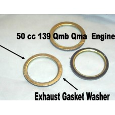 Exhaust Gasket Washer 50QT