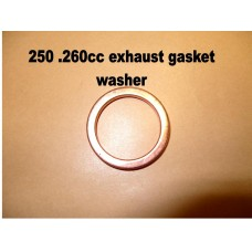 Exhaust Manifold Washer 250cc