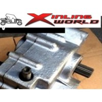 Gearbox 250cc Twin Shaft Exchange