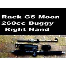 Steering Rack Complete GS Moon 260cc right hand