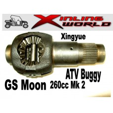 Diff Differential Gear Xingyue GS Moon  260cc Mk,2
