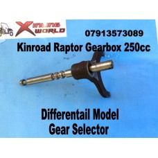 PGO Kinroad Raptor  Differential Gearbox Selector Arm