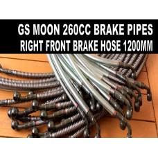 BRake PIpe  FRont Right GS Moon 260cc