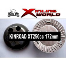 Clutch Kinroad  xinling 250cc 172mm Spare Parts